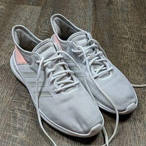 Adidas Cloudfoam Cf Qtflex W Running Shoe